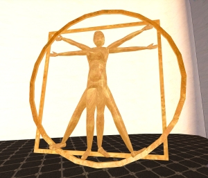 'The Vitruvian Avatar' - The Gallery, Nowhere Land
